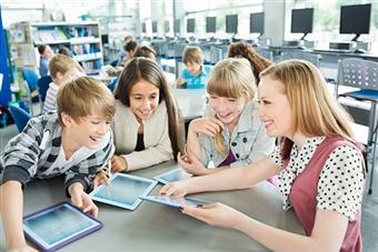 Курсове по английски език за ученици 4-7 клас в детска езикова школа Елеазар