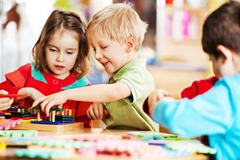 Анлийски за малки деца от две до седем години